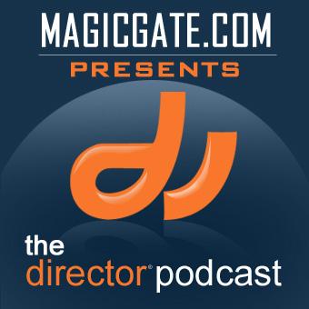Director Podcast Logo